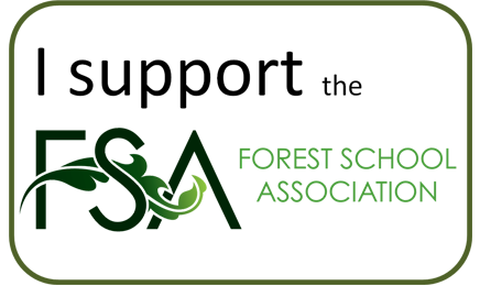 Forest School Association Logo